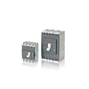 ABB Formula A系列塑壳断路器 A3N400 TMF400/4000 FF 4P + RCD+CT185 分段能力36kA 热磁式脱扣器 板前接线 1个