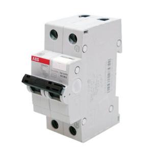 ABB GSH200系列剩余电流动作断路器 GSH201 AC-C32/0.03 C脱扣 额定电流32A 漏电电流30mA 1个