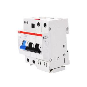 ABB GSH200系列剩余电流动作断路器 GSH202 AC-D16/0.03 D脱扣 额定电流16A 漏电电流30mA 1个
