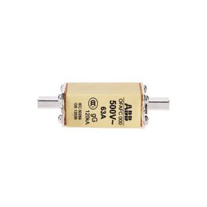 ABB OFA系列刀型熔断器 OFAFC000GG63 63A 1个