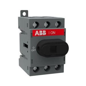 ABB OT系列隔离开关 OT40F3 1个