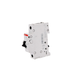 ABB S200系列微型断路器 S201-B4 B脱扣 额定电流4A 1个
