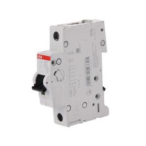 ABB S200系列微型断路器 S201-C2 C脱扣 额定电流2A 1个