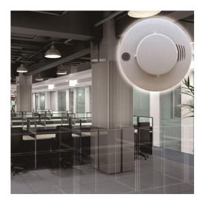SAFEWARE/安赛瑞 独立式烟雾报警器 20395 LED 正常/报警状态 含电池 1个