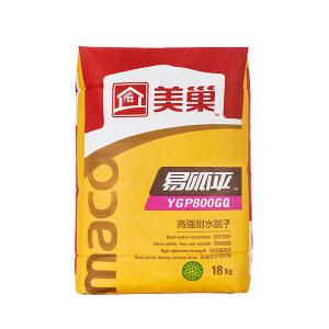 MEICHAO/美巢 易呱平内墙高强耐水腻子 YGP800GQ 18kg 1包