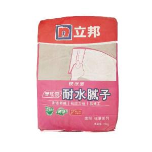 NIPPON/立邦 面层耐水腻子粉 快涂宝美加俪 15kg 1包