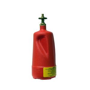 JUSTRITE/杰斯瑞特 聚乙烯分装罐 14010 1L 红色 1个