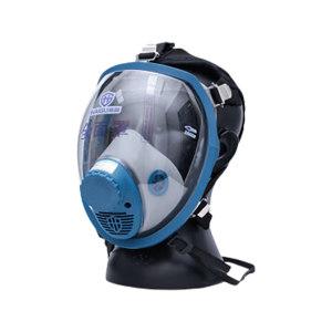 HAIGU/海固 自吸过滤式全面具 HG-800 不含滤材 1个