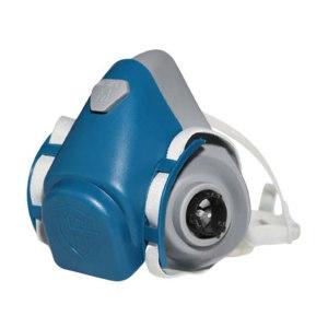 HAIGU/海固 自吸过滤式半面具 HG-600 不含滤材 1个
