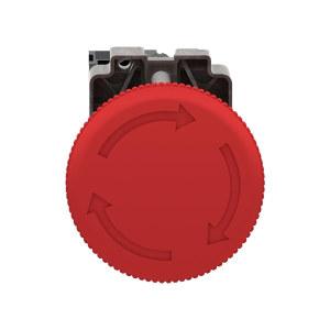 SCHNEIDER/施耐德电气 急停按钮 XB2-BS542C ZB2BZ102C+ZB2BS54C 1个