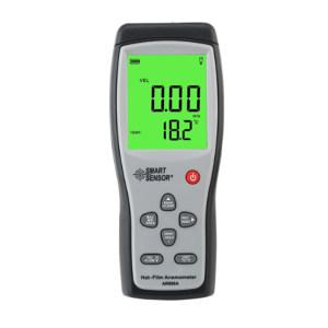 SMART SENSOR/希玛仪表 手持式热敏式风速仪 AR866A 测量范围0~30m/s 不支持第三方检测/计量 1台