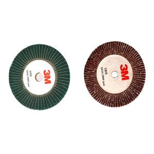 3M 夹砂飞翼轮红色 250×25mm(red) 1只