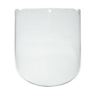 MSA/梅思安 耐高温透明面屏 10115844 防雾防刮擦 PC 1个