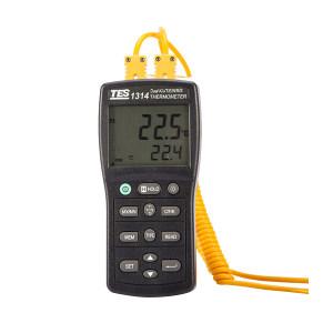 TES/泰仕 高精度测温仪 TES-1314 1台