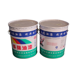 LEHUA/乐化 高温银粉漆 有机硅 银色200℃ 16kg 1桶