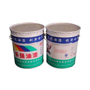 LEHUA/乐化 高温银粉漆 有机硅 银色400℃ 16kg 1桶