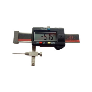 JST/杰斯特 数显面差尺 JST-C100 ±50mm 0.01mm ±0.03mm 不代为第三方检测 1把