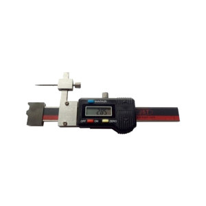 JST/杰斯特 波浪型数显面差尺 JST-30V 负10~30mm 0.01mm ±0.03mm 不代为第三方检测 1把