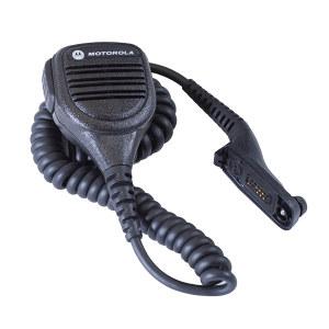 MOTOROLA/摩托罗拉 消噪分体式扬声器话筒 PMMN4024 有3.5mm耳机插孔 1个