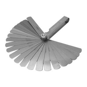 STANLEY/史丹利 23件装公制塞尺 36-115-23 0.02-1.00mm 1把