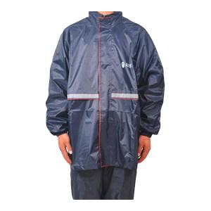 HODO/红豆 分体雨衣套装 C628 3XL 藏青色 1套