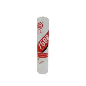 HUITIAN/回天 RTV平面密封硅橡胶 7596 红色 310mL 1支