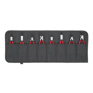 KNIPEX/凯尼派克 卡簧钳组套(8件套) 00 19 58 V01 8件 1套