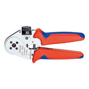 KNIPEX/凯尼派克 四芯压线钳 97 52 63 0.08-2.5mm² 1把