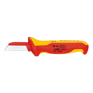 KNIPEX/凯尼派克 绝缘电缆刀 98 54 50mm 1把