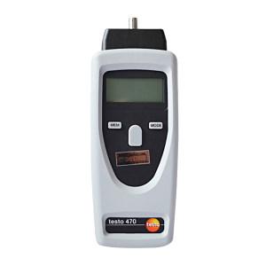 TESTO/德图 精密型光学/机械转速测量仪 testo 470 1台