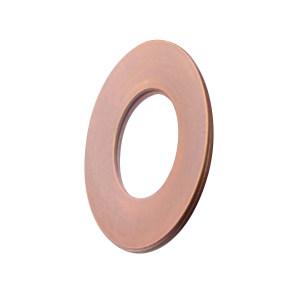 GC/国产 碟形垫圈 60硅二锰 镀铜 A140 72×3.2×11.2 GB/T1972 1个