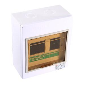 DELIXI/德力西 CDPZ30S系列照明配电箱 CDPZ30s-4 回路 明装式 基础型 1个