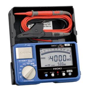 HIOKI/日置 数字式绝缘电阻表 IR4057 1台