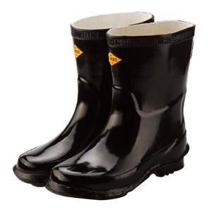 ANQUAN/安全 25kv绝缘靴 ZX025 40码 黑色 15kV 1双