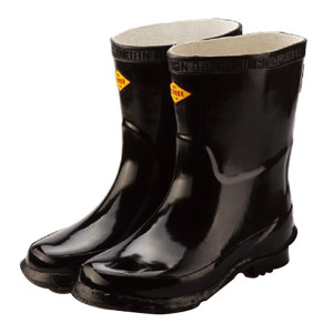 ANQUAN/安全 25kv绝缘靴 ZX025 45码 15000V 1双
