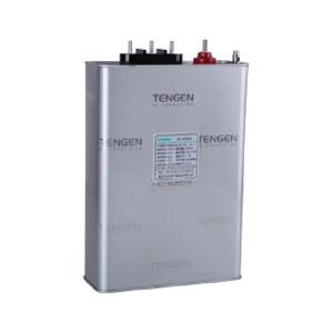 TENGEN/天正 BSMJ系列自愈式低电压并联电容器 BSMJ0.45-7.5-3 三相 额定容量7.5kvar 1个