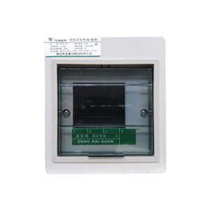 TENGEN/天正 PZ30系列配电箱 PZ30-4 明装 新 1个