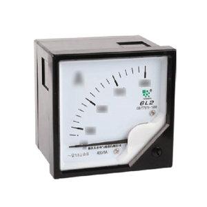 TENGEN/天正 6L2系列安装式指针仪表 6L2-A 600/5 1个