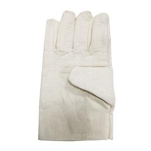 GC/国产 帆布手套 GD-09 24道压线 全内衬 加厚 1副