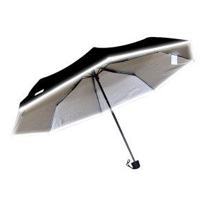 3M 潮人安全反光雨伞 SZ003(70017-B) 100×55cm 纯色 1副