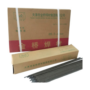 JINQIAO/金桥 结507低碳钢焊条 J507 3.2mm 3.2mm 20kg 1箱