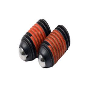 EG/鹏驰 内六角波子螺钉 合金钢 发黑 M10×16 1盒