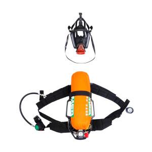 MSA/梅思安 AX2100系列呼吸器 10165420 6.8L 带表 1个