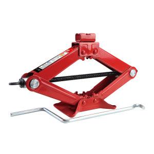 BIGRED 剪式千斤顶 T10202 载荷2t 最低高度120mm 最高高度395mm 1个