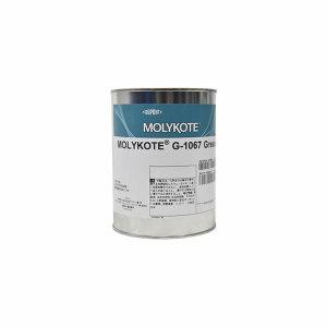 MOLYKOTE/摩力克 钢/玻纤塑料润滑剂 G-1067-1KG 白色 1kg 1罐