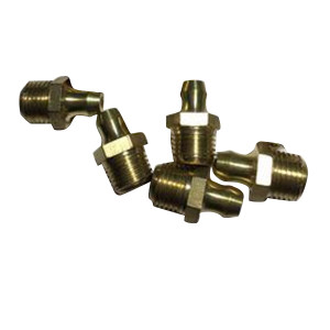 GC/国产 铜油嘴直接头 M6×0.75 1个