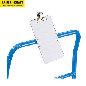 K+K/皇加力 PVC夹纸板 151769 带纸夹,长x宽330x222 1个