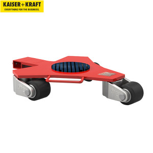K+K/皇加力 旋转式托辊 602023 承重可达2000kg,长x宽685x515 1个