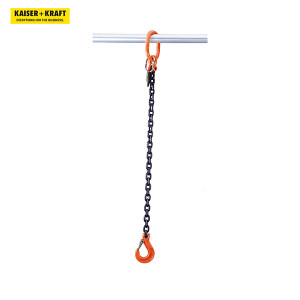 K+K/皇加力 Pfeifer HIT吊链 - 质量标准10级 512386 1根型,吊链厚度10,有效长度2000 1个