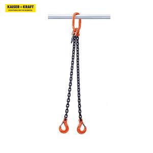 K+K/皇加力 Pfeifer HIT吊链 - 质量标准10级 512402 2根型,吊链厚度10,有效长度2000 1个